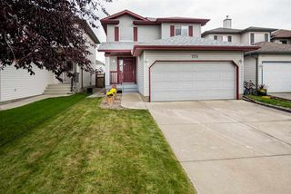 Main Photo: 721 HUDSON Place in Edmonton: Zone 27 House for sale : MLS®# E4173708