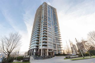 """Photo 1: 2607 2133 DOUGLAS Road in Burnaby: Brentwood Park Condo for sale in """"PERSPECTIVES"""" (Burnaby North)  : MLS®# R2435899"""