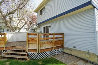 Photo 33: 52 FALCONER Terrace NE in Calgary: Falconridge Row/Townhouse for sale : MLS®# C4291613