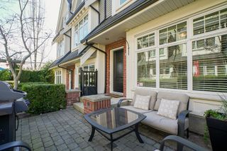 "Photo 3: 3880 WELWYN Street in Vancouver: Victoria VE Townhouse for sale in ""STORIES"" (Vancouver East)  : MLS®# R2450243"