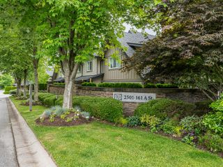 "Photo 34: 263 2501 161A Street in Surrey: Grandview Surrey Townhouse for sale in ""Highland Park"" (South Surrey White Rock)  : MLS®# R2467326"