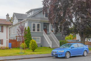 Photo 1: 4 635 Rothwell St in Victoria: VW Victoria West Row/Townhouse for sale (Victoria West)  : MLS®# 842158