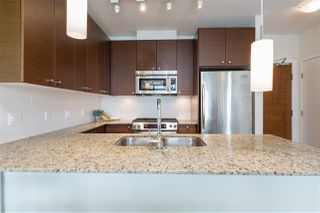 "Photo 1: 1107 7360 ELMBRIDGE Way in Richmond: Brighouse Condo for sale in ""FLO BY ONNI"" : MLS®# R2478918"