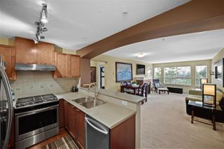 """Photo 3: 308 2958 WHISPER Way in Coquitlam: Westwood Plateau Condo for sale in """"SUMMERLIN"""" : MLS®# R2479798"""