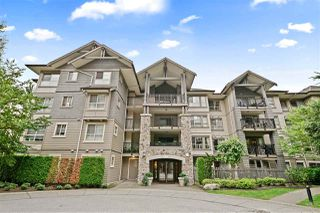 "Main Photo: 308 2958 WHISPER Way in Coquitlam: Westwood Plateau Condo for sale in ""SUMMERLIN"" : MLS®# R2479798"