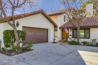 Main Photo: SOLANA BEACH Townhome for sale : 4 bedrooms : 709 Camino Santa Barbara