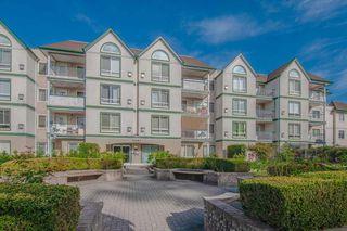 Photo 1: 209 10082 132 Street in Surrey: Whalley Condo for sale (North Surrey)  : MLS®# R2490530