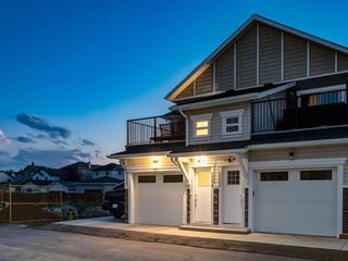 Photo 1: 224 115 SAGEWOOD Drive SW: Airdrie Row/Townhouse for sale : MLS®# A1027288
