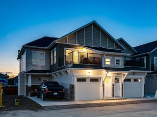Photo 2: 224 115 SAGEWOOD Drive SW: Airdrie Row/Townhouse for sale : MLS®# A1027288