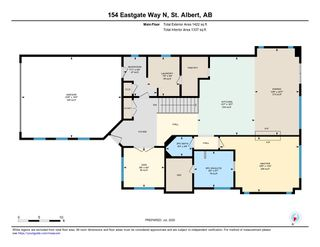 Photo 30: 154 EASTGATE Way: St. Albert House for sale : MLS®# E4212117