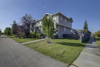 Photo 2: 54 ALLARD Way: Fort Saskatchewan Attached Home for sale : MLS®# E4214578