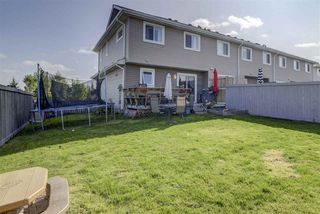 Photo 40: 54 ALLARD Way: Fort Saskatchewan Attached Home for sale : MLS®# E4214578
