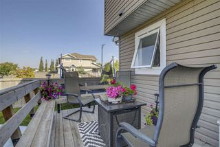 Photo 37: 54 ALLARD Way: Fort Saskatchewan Attached Home for sale : MLS®# E4214578