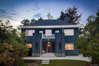 Photo 1: 1234 Transit Rd in : OB South Oak Bay House for sale (Oak Bay)  : MLS®# 856769
