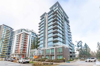 "Main Photo: 1202 9060 UNIVERSITY Crescent in Burnaby: Simon Fraser Univer. Condo for sale in ""ALTITUDE"" (Burnaby North)  : MLS®# R2529609"