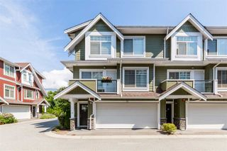 Photo 1: 13 2183 PRAIRIE Avenue in Port Coquitlam: Glenwood PQ Townhouse for sale : MLS®# R2394108