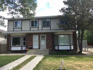 Photo 1: 10419 150 Street in Edmonton: Zone 21 House Half Duplex for sale : MLS®# E4168260