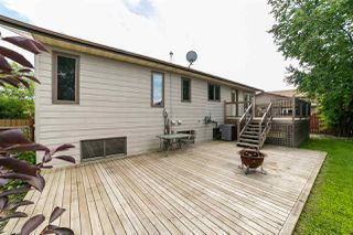 Photo 27: 37 WOODLANDS Road: St. Albert House for sale : MLS®# E4168782