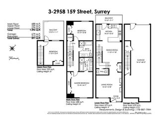 "Photo 2: 3 2958 159 Street in Surrey: Grandview Surrey Townhouse for sale in ""Wills Brook"" (South Surrey White Rock)  : MLS®# R2404249"