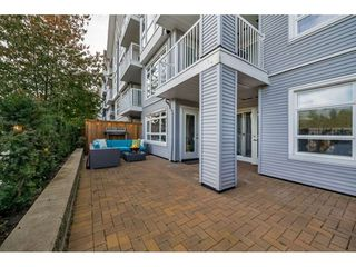 "Photo 2: 109 3142 ST JOHNS Street in Port Moody: Port Moody Centre Condo for sale in ""Sonrisa"" : MLS®# R2409671"