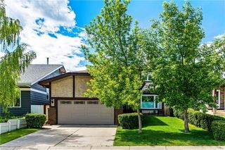 Photo 1: 63 WOODBROOK WY SW in Calgary: Woodbine House for sale : MLS®# C4255463