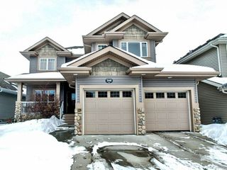 Photo 1: 206 Caldwell Way in Edmonton: Zone 20 House for sale : MLS®# E4191455