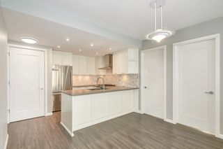 """Photo 2: 1709 520 COMO LAKE Avenue in Coquitlam: Coquitlam West Condo for sale in """"The Crown"""" : MLS®# R2497727"""