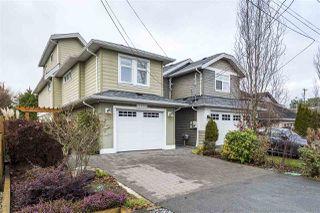 Photo 1: 11155 6TH AVENUE in Richmond: Steveston Village House for sale : MLS®# R2424318