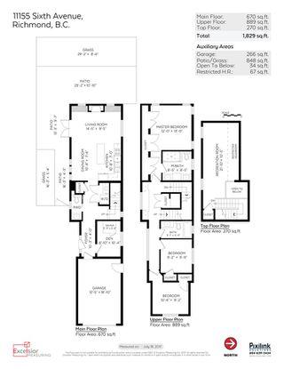 Photo 20: 11155 6TH AVENUE in Richmond: Steveston Village House for sale : MLS®# R2424318