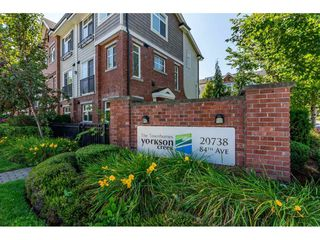 "Photo 3: 4 20738 84 Avenue in Langley: Willoughby Heights Townhouse for sale in ""Yorkson Creek"" : MLS®# R2395549"