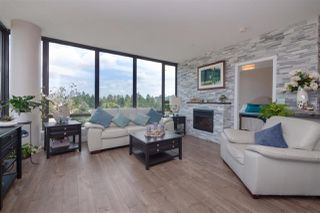 "Photo 2: 1608 110 BREW Street in Port Moody: Port Moody Centre Condo for sale in ""ARIA 1 at Suter Brook"" : MLS®# R2399279"