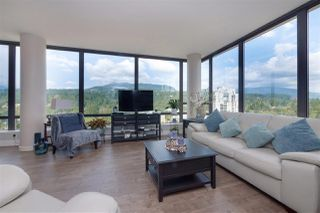 "Photo 3: 1608 110 BREW Street in Port Moody: Port Moody Centre Condo for sale in ""ARIA 1 at Suter Brook"" : MLS®# R2399279"