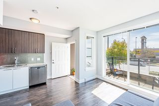Photo 3: A105 20211 66 Avenue in Langley: Willoughby Heights Condo for sale : MLS®# R2400649