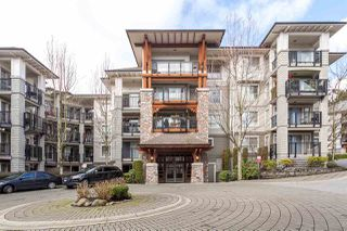 "Photo 1: 405 2958 SILVER SPRINGS Boulevard in Coquitlam: Westwood Plateau Condo for sale in ""TAMARISK"" : MLS®# R2442052"