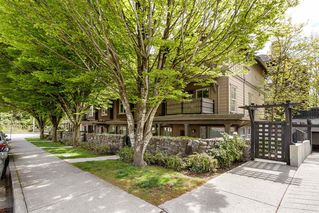 Main Photo: 121 18 JACK MAHONY Place in New Westminster: GlenBrooke North Condo for sale : MLS®# R2453189