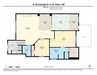 Photo 41: 21 50 OAKRIDGE Drive: St. Albert House Half Duplex for sale : MLS®# E4204285
