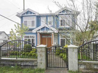 Main Photo: 6449 ST. GEORGE Street in Vancouver: South Vancouver House for sale (Vancouver East)  : MLS®# R2481833