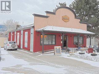 Photo 1: 954 ECKHARDT AVE W in Penticton: Business for sale