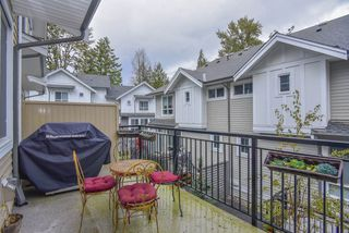 """Photo 25: 121 9718 161A Street in Surrey: Fleetwood Tynehead Townhouse for sale in """"Canopy"""" : MLS®# R2501716"""