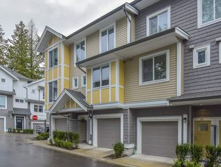 "Main Photo: 121 9718 161A Street in Surrey: Fleetwood Tynehead Townhouse for sale in ""Canopy"" : MLS®# R2501716"