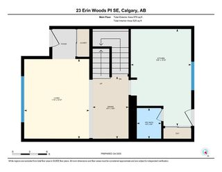 Photo 39: 23 Erin Woods Place SE in Calgary: Erin Woods Detached for sale : MLS®# A1043975