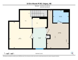 Photo 40: 23 Erin Woods Place SE in Calgary: Erin Woods Detached for sale : MLS®# A1043975
