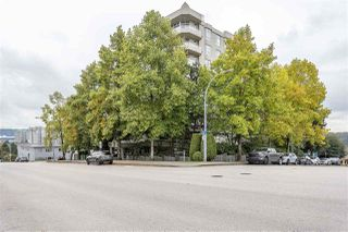 Main Photo: 401 412 TWELFTH STREET in New Westminster: Uptown NW Condo for sale : MLS®# R2507753