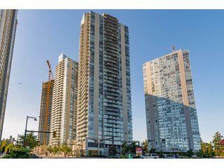 "Photo 1: 807 13688 100 Avenue in Surrey: Whalley Condo for sale in ""Park Place 1"" (North Surrey)  : MLS®# R2523813"