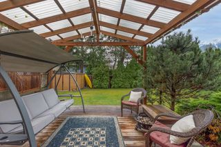 Photo 25: 1530 MACDONALD Place in Squamish: Brackendale House for sale : MLS®# R2528249