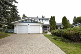 Photo 1: 93 FAIRWAY Drive in Edmonton: Zone 16 House for sale : MLS®# E4165603