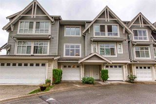"Photo 1: 60 6450 199 Street in Langley: Willoughby Heights Townhouse for sale in ""LOGANS LANDING"" : MLS®# R2398098"