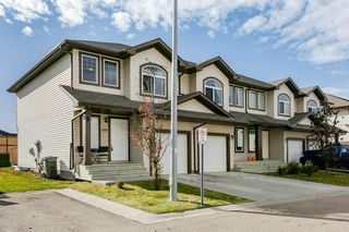 Photo 1: 158 101 DEER VALLEY Drive: Leduc Townhouse for sale : MLS®# E4178331