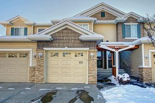 Photo 1: 115 ROYAL BIRCH MT NW in Calgary: Royal Oak Row/Townhouse for sale : MLS®# C4276537