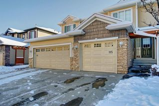 Photo 3: 115 ROYAL BIRCH MT NW in Calgary: Royal Oak Row/Townhouse for sale : MLS®# C4276537